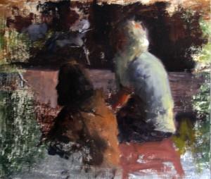 Pearl Street Loungers - Fall, 2010