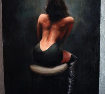 Paintings of Women matt abraxas