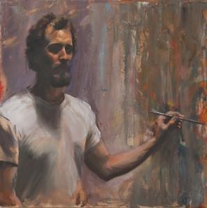 matt abraxas jerrys artarama self portrait