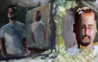 how to paint a portrait color sketch matt abraxas