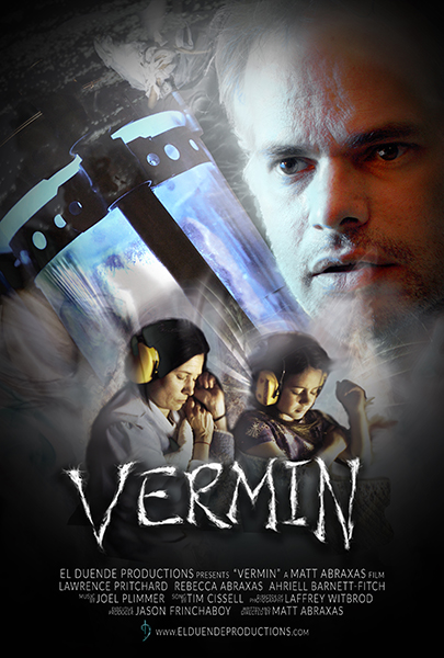 Vermin Movie Poster - Matt Abraxas